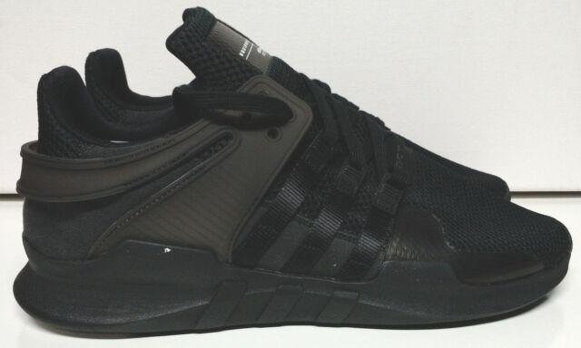 adidas attrezzature eqt appoggio avanzata taglia 12 triple black mens scarpa