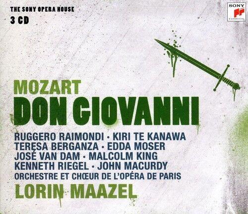 Mozart / Maazel / Raimondi / Macurdy / Moser - Don Giovanni [New CD]