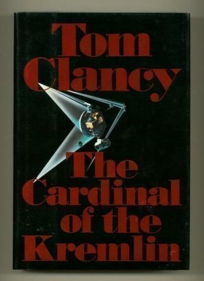 The Cardinal of the Kremlin,Tom Clancy