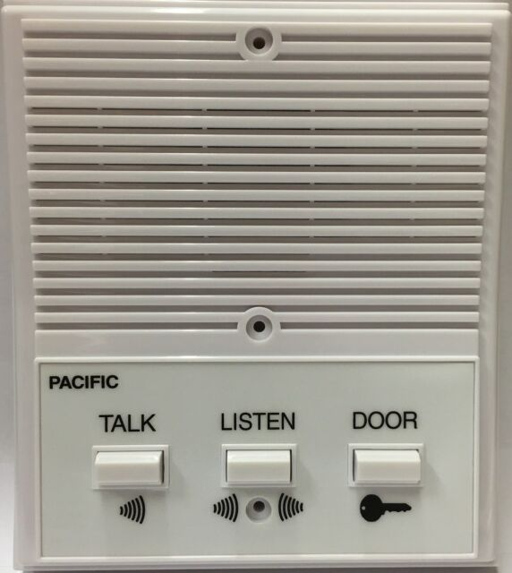 Pacific apartment intercom station universal