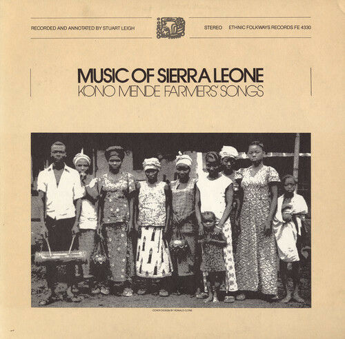 Various Artists - Sierra Leone: Kono Mende / Various [New CD]