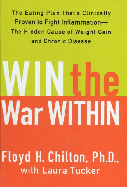Win the War Within 2006 by F H Chilton Hardcover