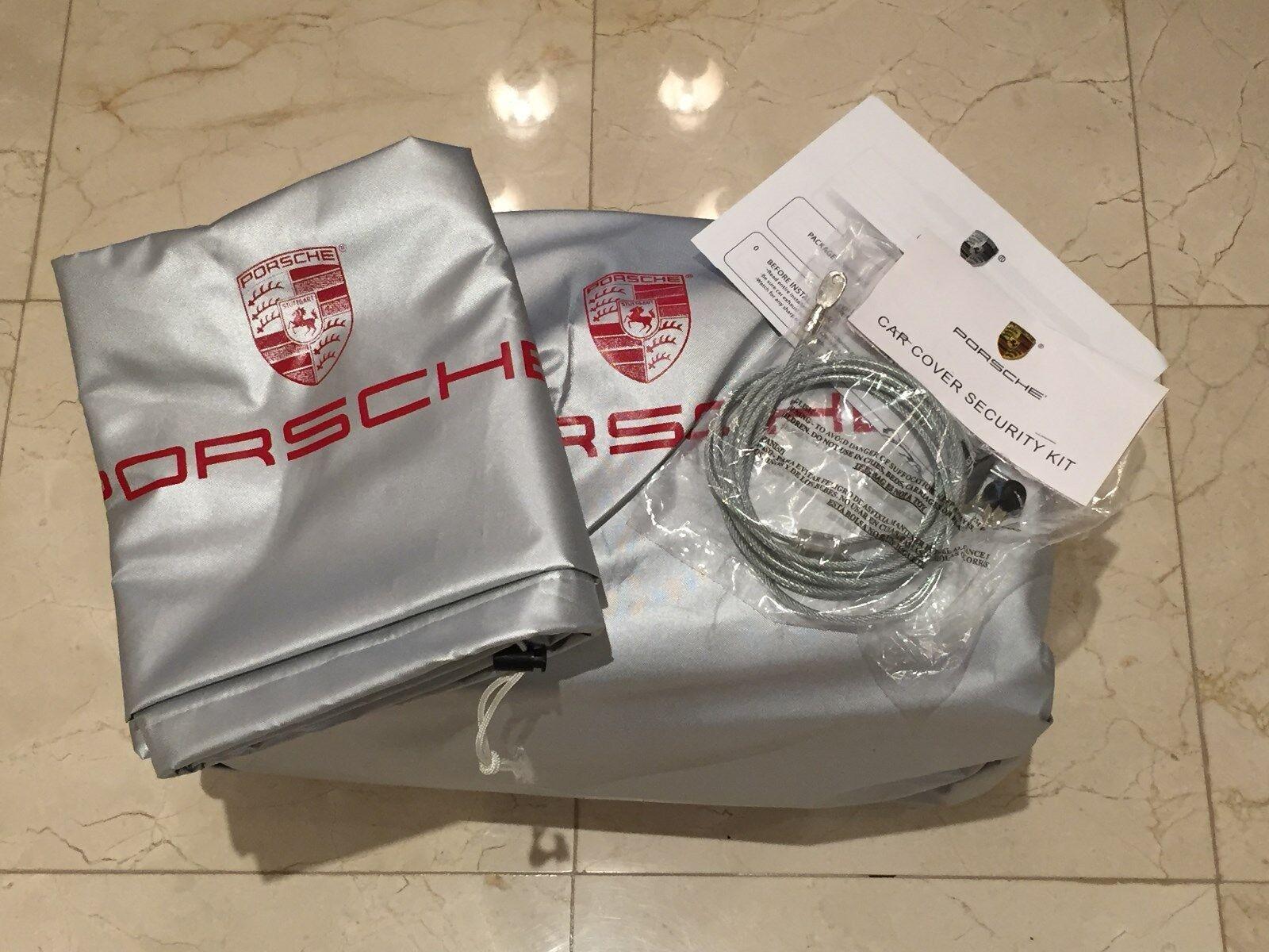 99 10 Porsche 911 996 997 Oem Genuine Outdoor Car Cover Ebay