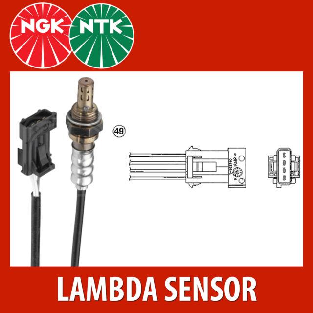NTK Lambda Sensor / O2 Sensor (NGK1896) - OZA575-GM2