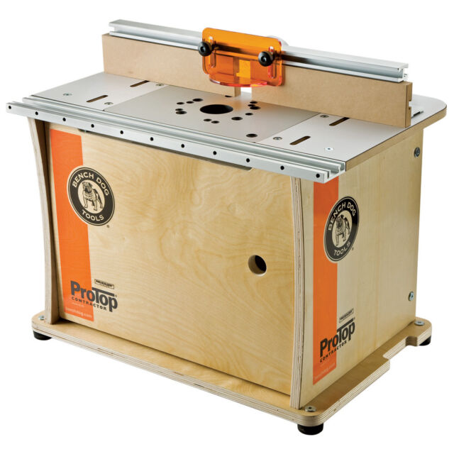 Bench Dog Protop Contractor Benchtop Portable Router Table