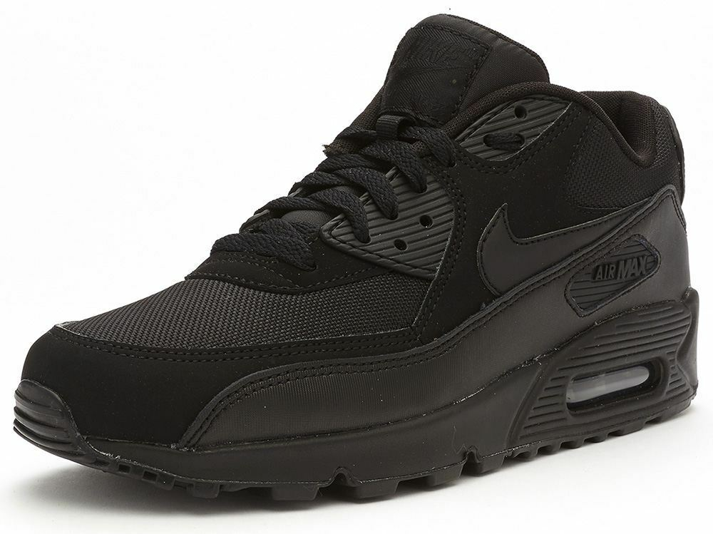 NIKE AIR MAX 90 ESSENTIAL MEN'S BASKETBALL SHOE 537384-090