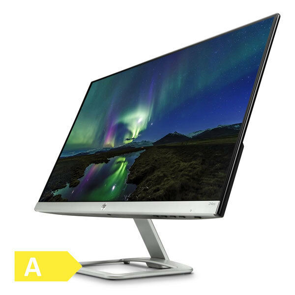 HP 24ES 60,45cm 23,8 Zoll IPS LED Monitor Full HD HDMI VGA ultra flach