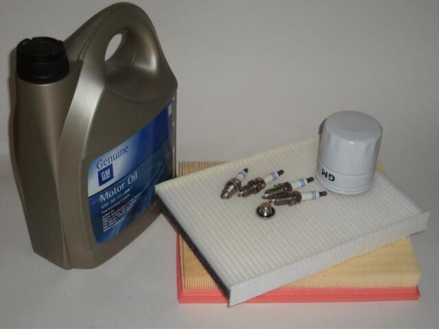 Inspektionspaket Filtersatz Opel Zafira C 1.4 - A14NEL-B14NEL-A14NET-B14NET
