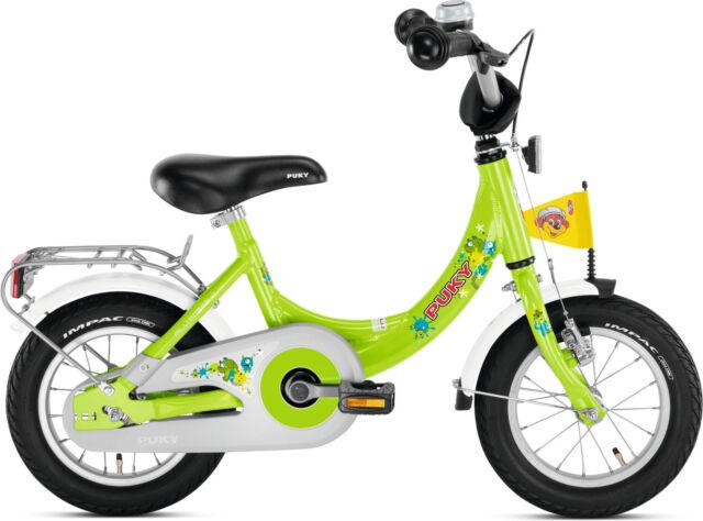 Puky 4125 ZL Fahrrad Alu Kiwi Kinderfahrrad Kinderrad Jugendfahrrad 12 Zoll