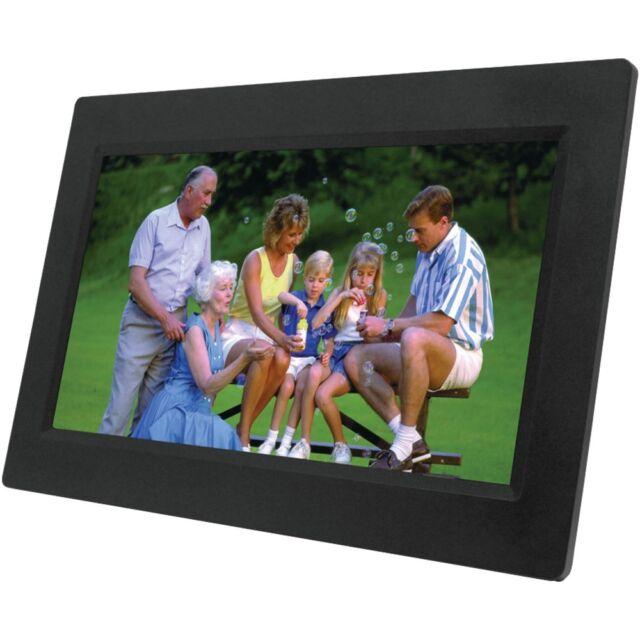 Naxa Nf-1000 Digital Photo Frame TFT LED 10.1\