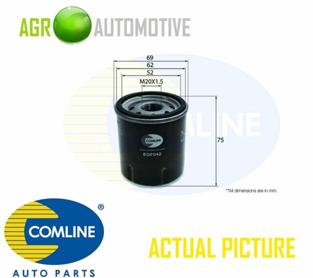 COMLINE ENGINE OIL FILTER OE REPLACEMENT EOF042