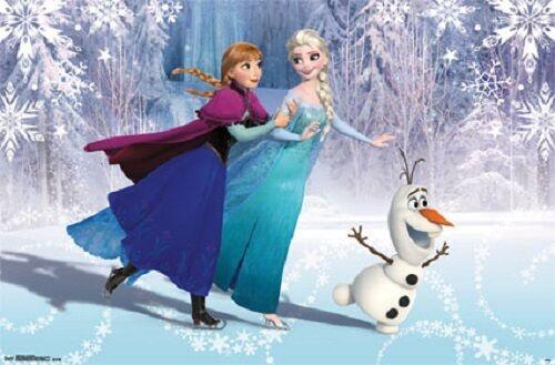 Think, Disney frozen movie
