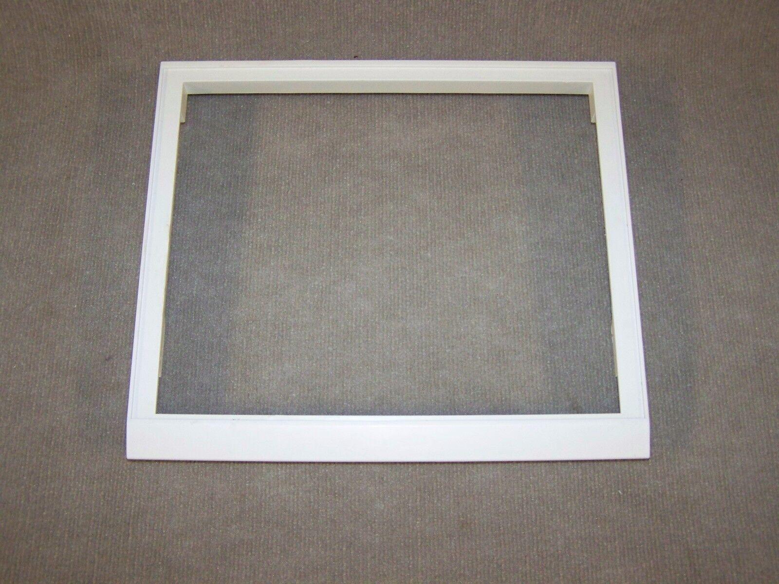kenmore 51133. w10508993 whirlpool kenmore refrigerator crisper frame kenmore 51133