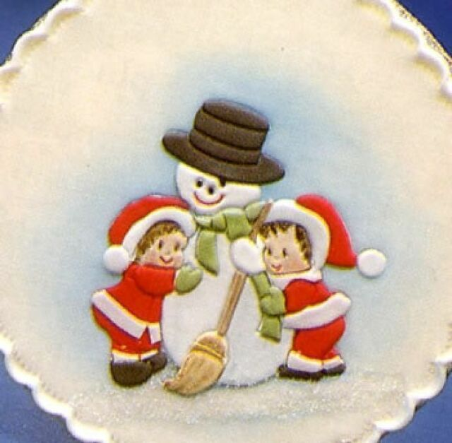 Snowman Christmas Patchwork Cutters   FAST  DESPATCH