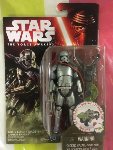 Star Wars The Force Awakens 3.75 Inch Captain Phasma Sealed Figure