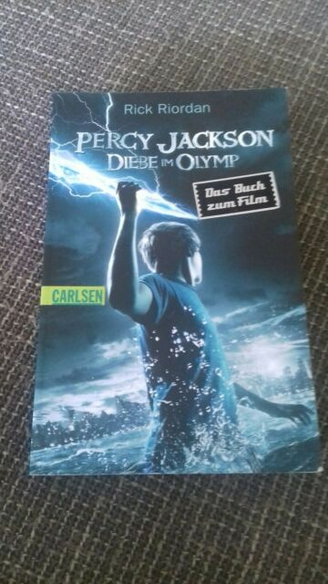 Riordan, R: Percy Jackson 1 Diebe im Olymp/Filmausg. von Rick Riordan (2010, Ta…