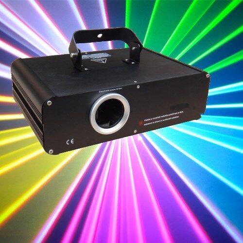 Dj Laser Lights : 1000mw 1w full color rgb ilda dmx dj stage laser light disco ebay ~ Vivirlamusica.com Haus und Dekorationen