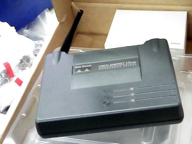 Cisco Aironet Wireless 802.11b 11mbps Bridge AIRWGB352C | eBay