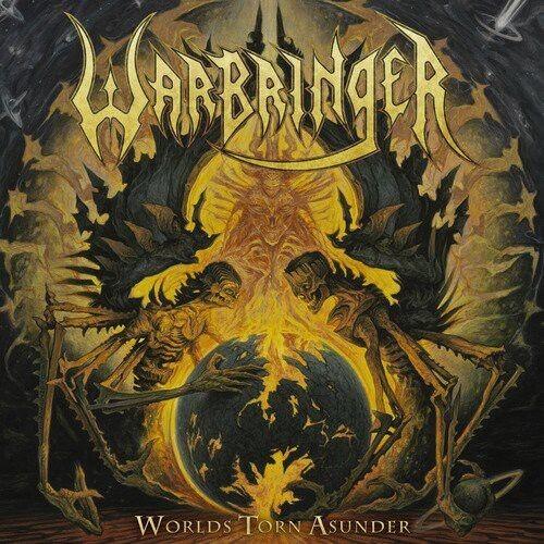 Warbringer - Worlds Torn Asunder [New CD] Argentina - Import