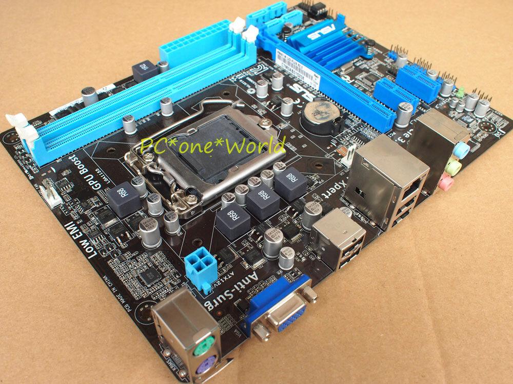 Asus P8H61 R2.0 WebStorage Descargar Controlador