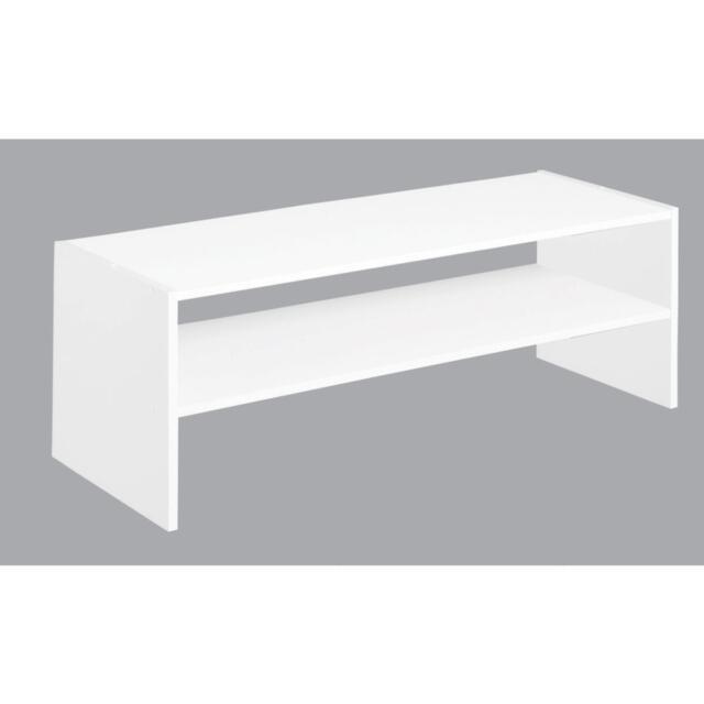 ClosetMaid 896300 31 Inch Horizontal Laminate Closet Organizer White
