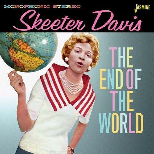 Skeeter Davis - End of the World [New CD] UK - Import