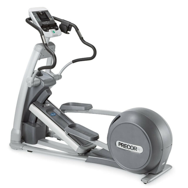 Precor EFX 546i Experience Series Elliptical Trainer - Factory Remanufactured