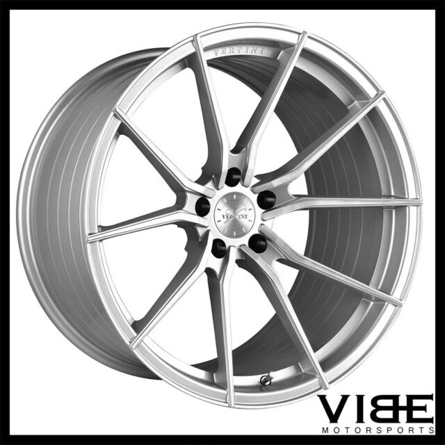 22 vertini rf1 2 silver concave wheels rims fits audi d4 a8 a8l Audi A8 Interior 22 vertini rf1 2 silver concave wheels rims fits audi d4 a8 a8l quattro