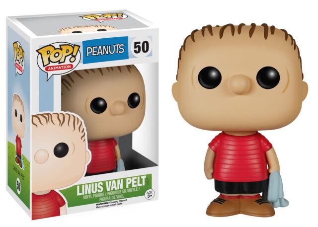 Funko POP! - Peanuts - Linus van Pelt Figur