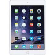 Apple iPad mini 3 128GB, Wi Fi, 7.9in  Silver Tab...