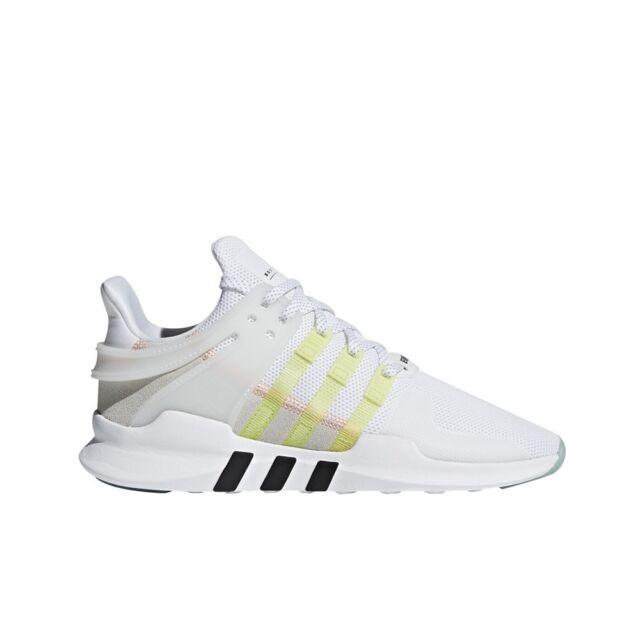 adidas eqt appoggio avanzata in bianco / nero con nucleo 9 ebay