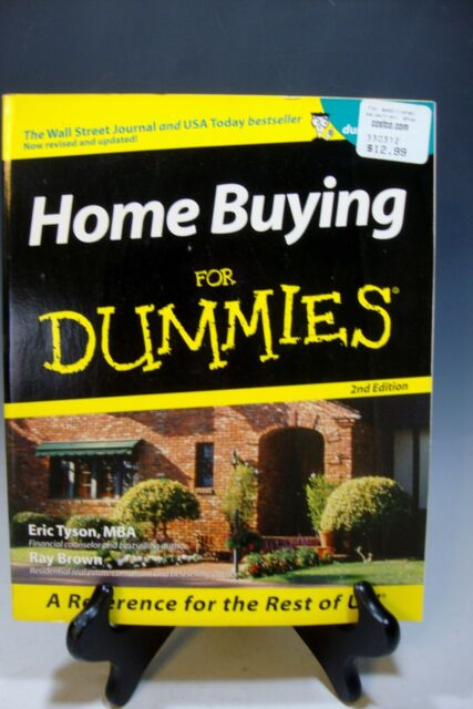 Home Buying for Dummies 2nd. Edition