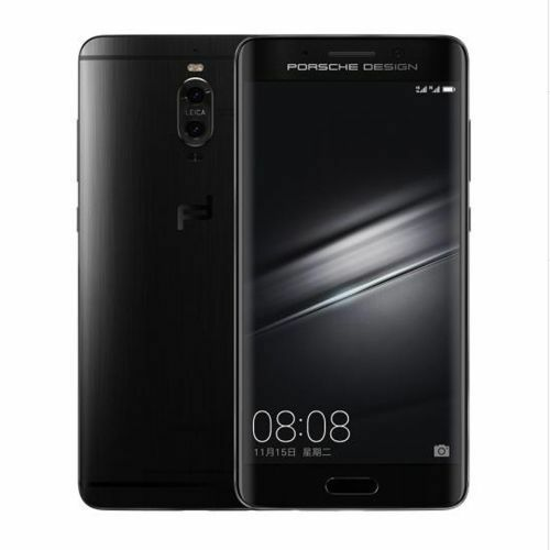 porsche design huawei mate 9 luxury edition 256gb dual sim factory unlocked ebay. Black Bedroom Furniture Sets. Home Design Ideas