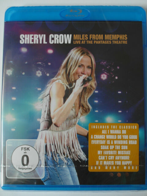 Sheryl Crow - 100 Miles from Memphis live at the Pantages Theatre, Strong enough