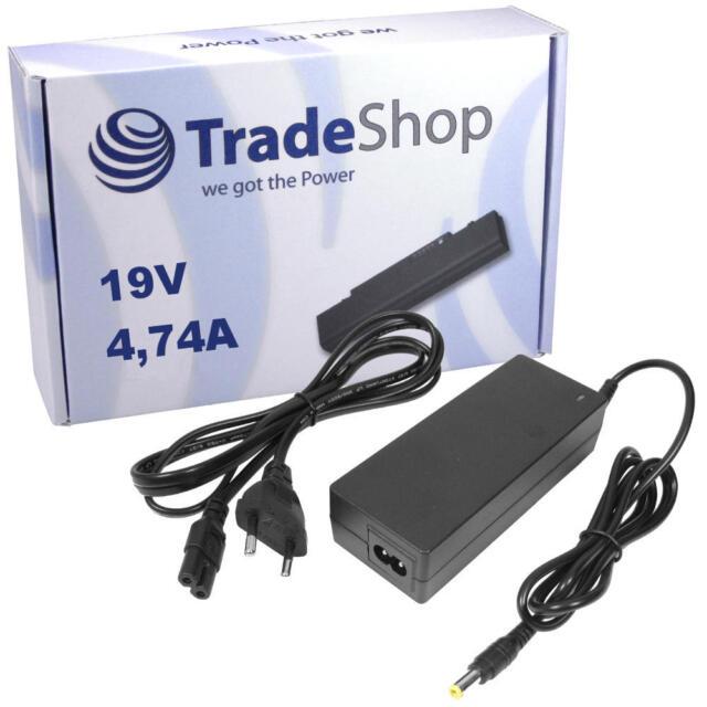 Netzteil Ladegerät 19V/4,74A 5,5x1,7mm für Acer Travelmate 5760 5760G 5760Z