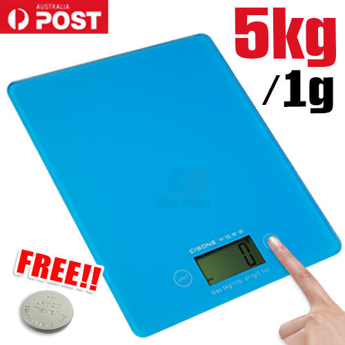 Digital Kitchen Food Scales Electronic Weight Postal Price 5KG Scale Fruit Meat