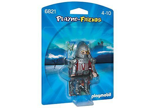 playmobil 6821 playmo friends iron knight armour sword chevalier new blister - Playmobile Chevalier