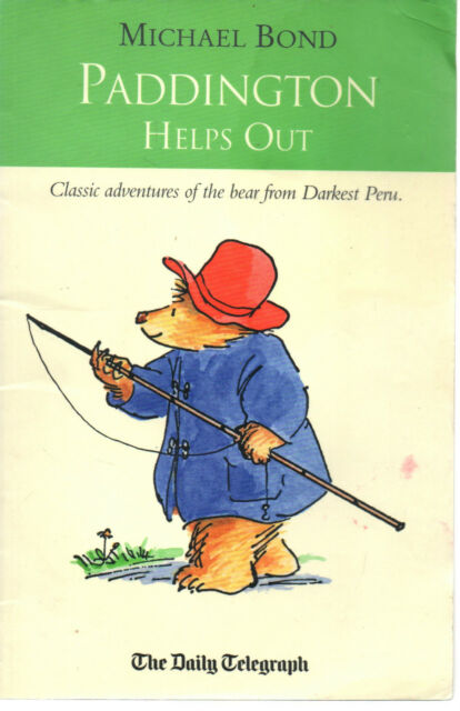 Paddington Helps Out by Michael Bond (Paperback, 1997)