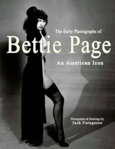 NEW The Early Photographs Of Bettie Page by Jack... BOOK (Paperback / softback)
