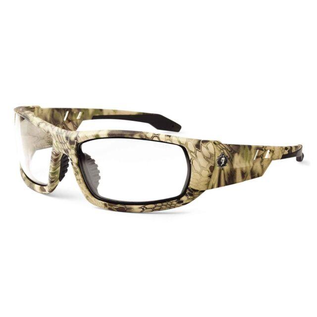e473b6496f9 Ergodyne Skullerz Odin Safety Sunglasses - Kryptek Highlander Frame