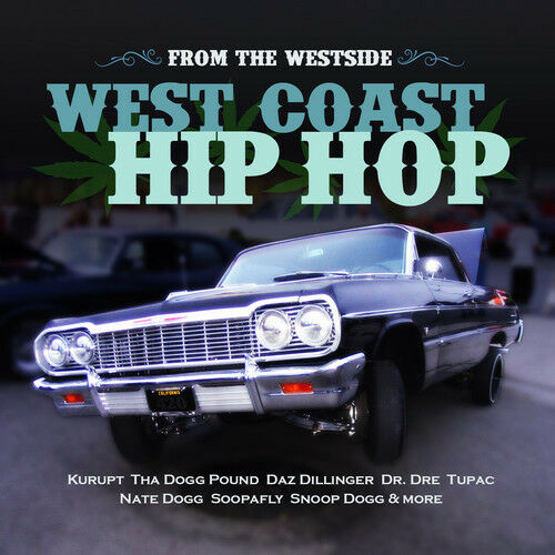 Various Artists - From the Westside: West Coast Hip Hop [New CD] Manufactured On