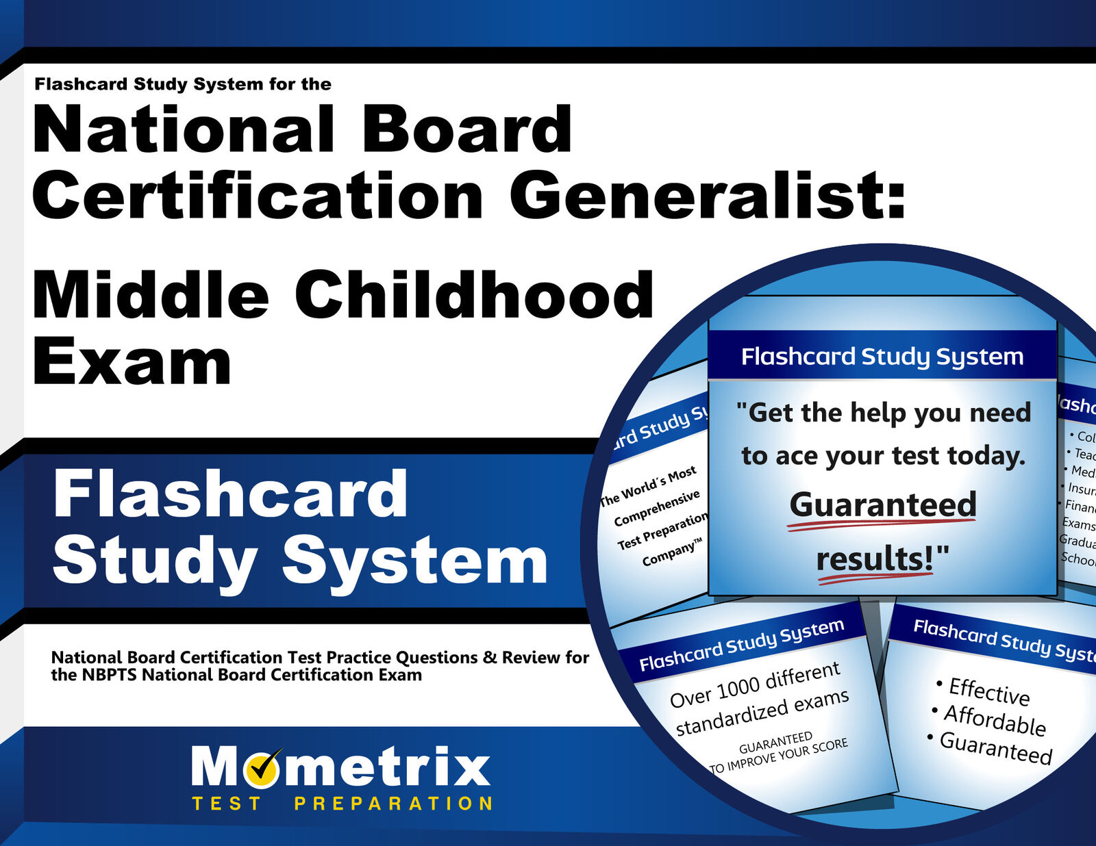 Flashcard Study System For The National Board Certification