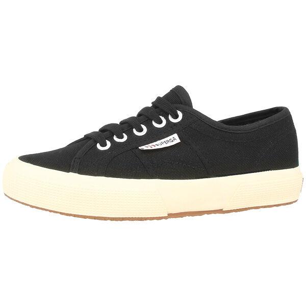 Superga 2750 COTU CLASSIC Scarpe Black s000010999 Sport Sneaker Tempo Libero
