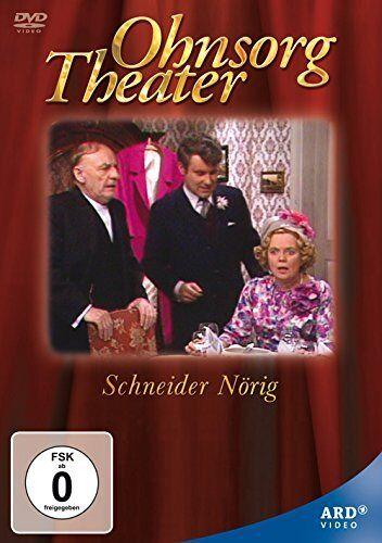 Ohnsorg Theater - Schneider Nörig - DVD