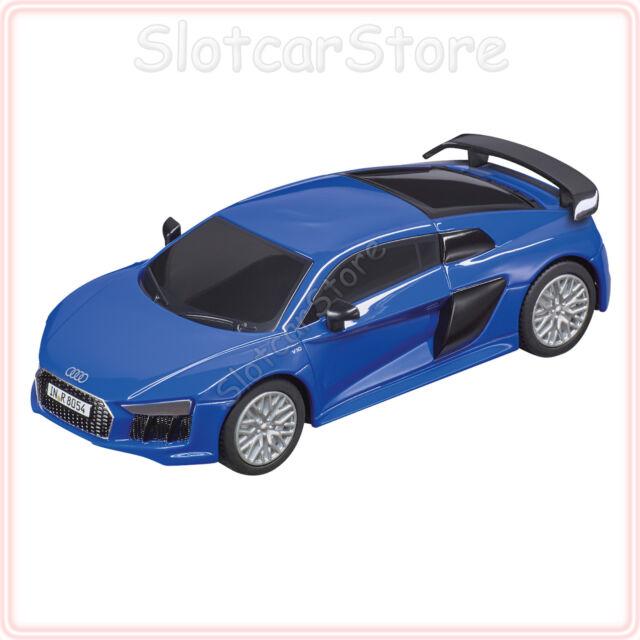 Carrera GO 64059 Audi R8 V10 Plus (blue) 1:43 Slotcar Auto