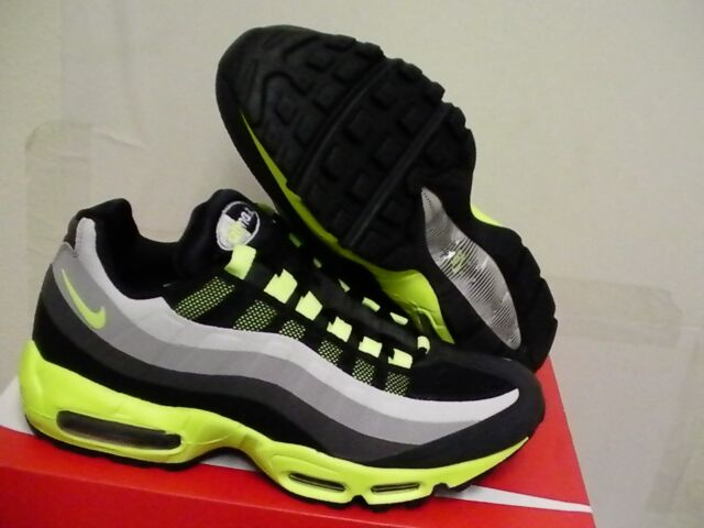 black and lime green air max 95 online > OFF56% Discounts