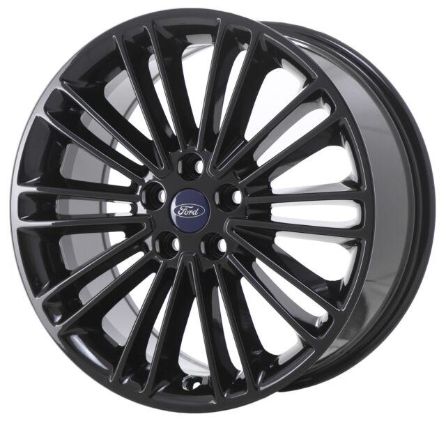 "oem ford fusion 18"" wheel rim factory stock 3960 ds7z1007j | ebay"