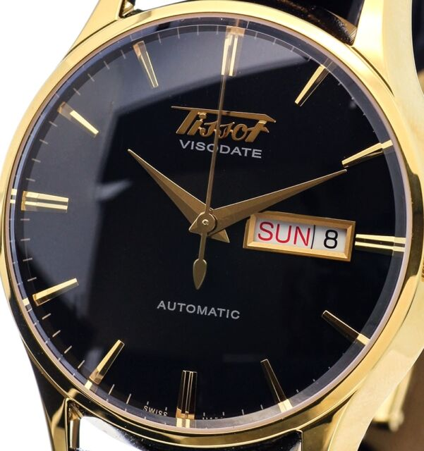 tissot automatic watch instructions