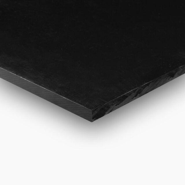 Hdpe High Density Polyethylene Plastic Sheet 3 8 X 12 X 24