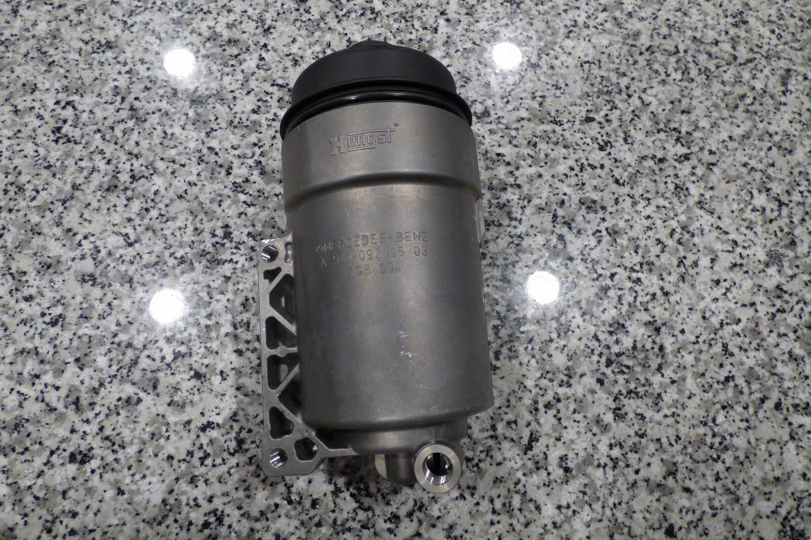 Mercedes Benz Fuel Filter Water Separator A5410920503 A5410920805 Item 3 New Genuine